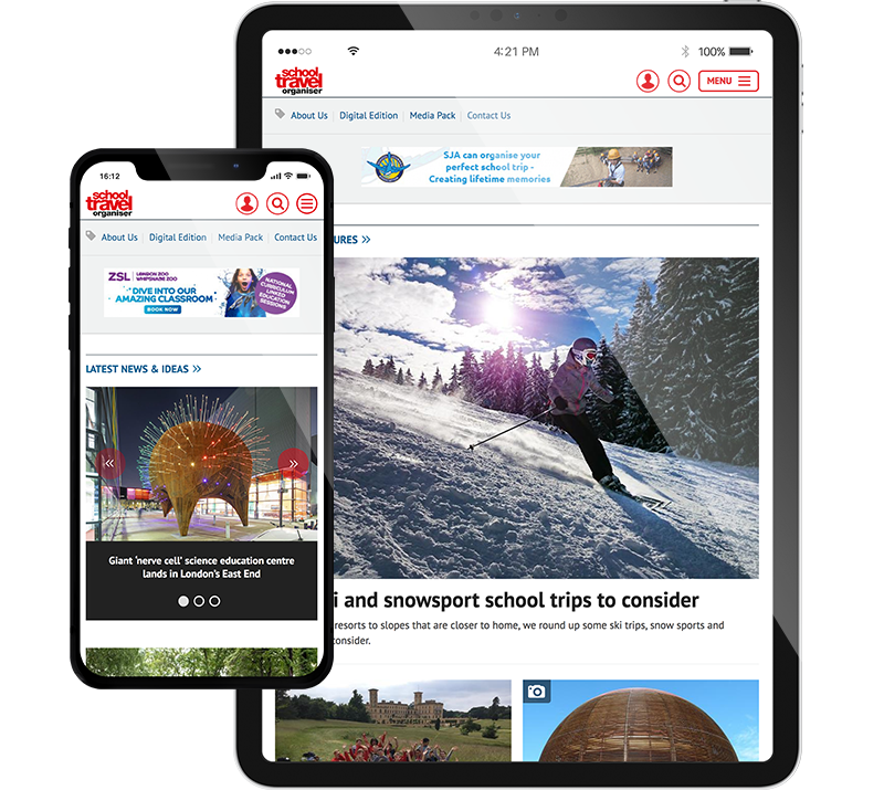 GLT.com on iPhone and iPad
